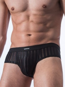 Manstore M419 Cheeky Brief semitransparent