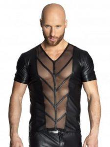 transparentes Herren-Shirt