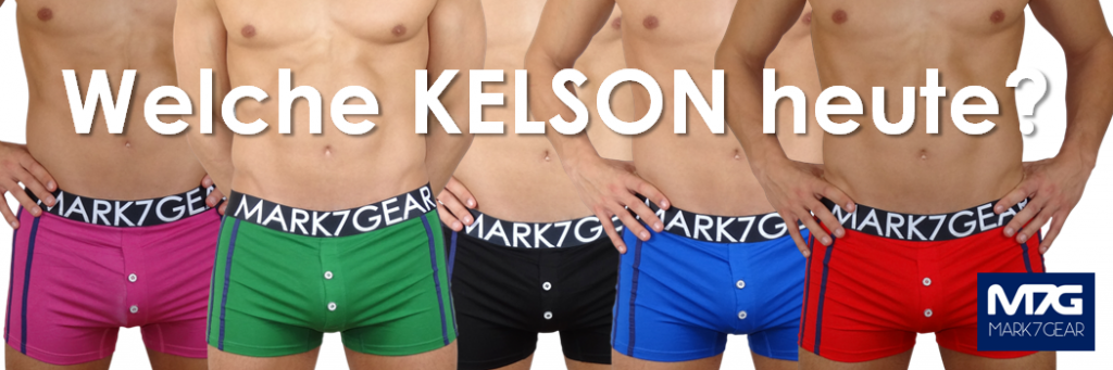 Kelson Pant mit Jock Booster Push Up